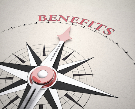 Direction of Benefits